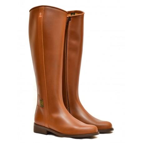 Botas camperas de piel cuero viejo modelo 290 Dakota Boots
